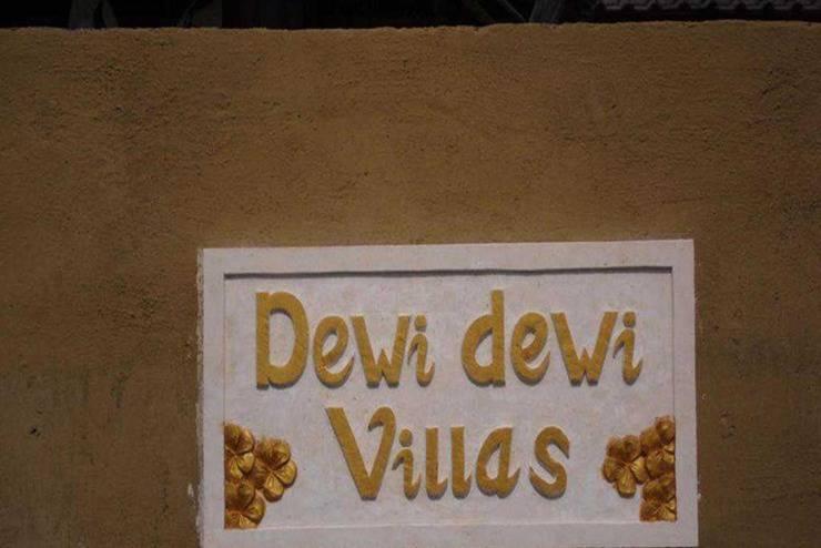 Dewi Dewi Villas Bali - Eksterior
