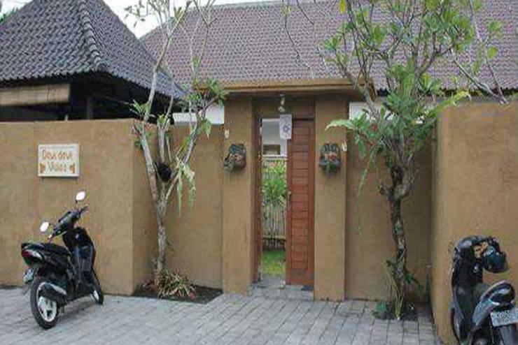 Dewi Dewi Villas Bali - Area parkir