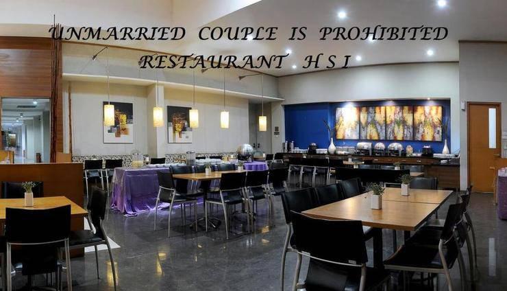 Hotel Senen Indah Jakarta - Restoran