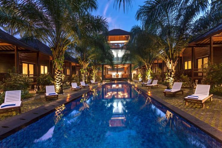 Coconut Boutique Resort Lombok - Pool
