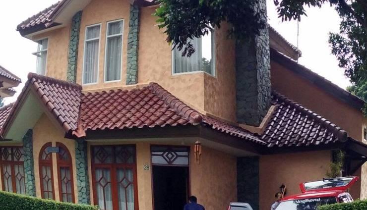 Villa Alfa Montana - Ciater Highland Resort Subang - Exterior