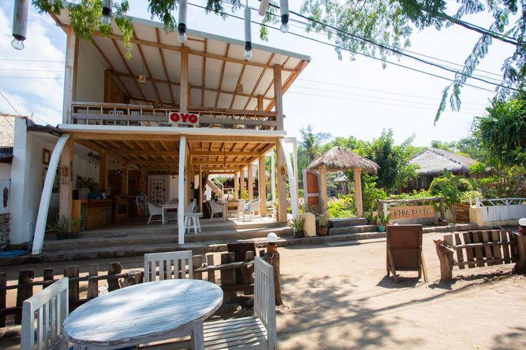 OYO 1172 Biba Beach Village Lombok - Facade
