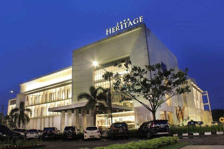Java Heritage Hotel Purwokerto - Featured Image