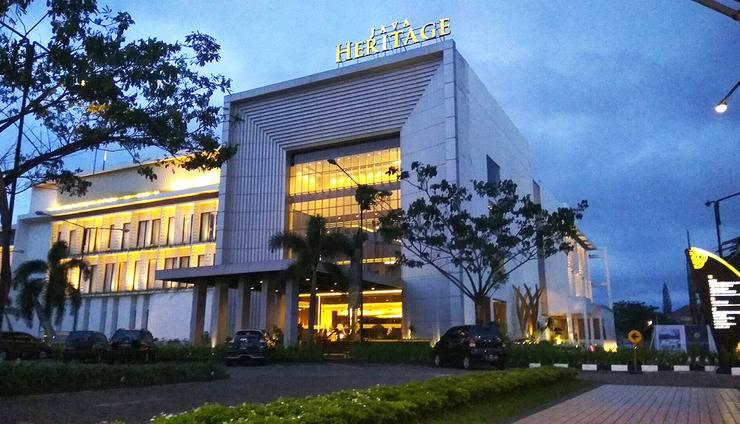 Java Heritage Hotel Purwokerto - Main Building