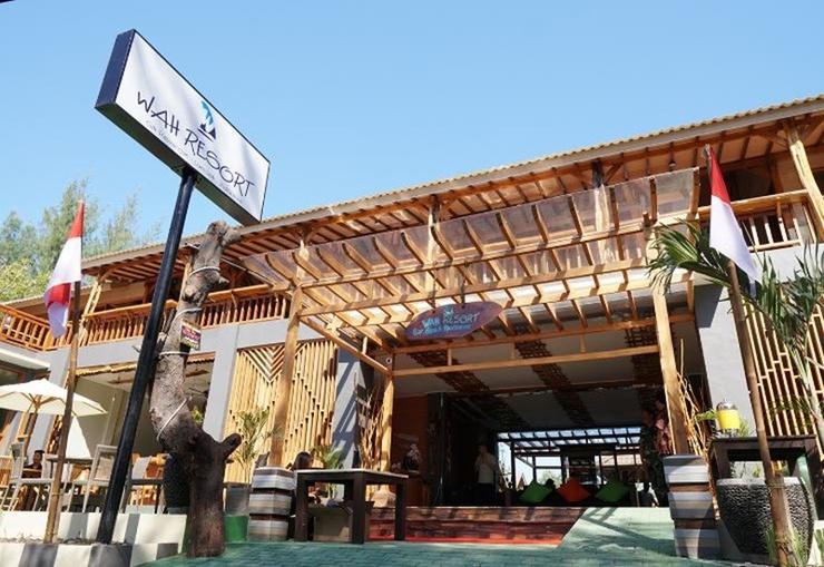 WAH Resort Lombok - Exterior