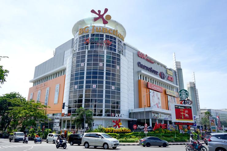Choice City Hotel Surabaya Surabaya - Gedung