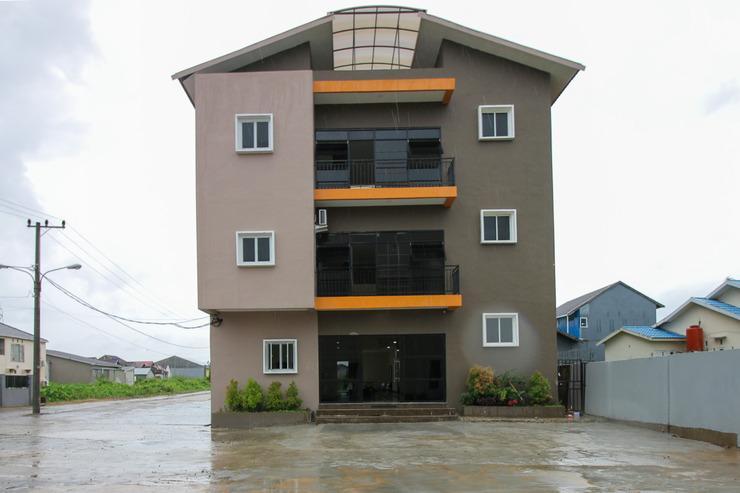 Airy Raya Banjar Indah Permai Green Residence 4 Banjarmasin - Hotel Front