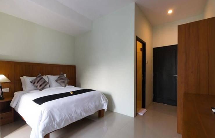 AB Kuta Hotel Bali - Kamar tamu