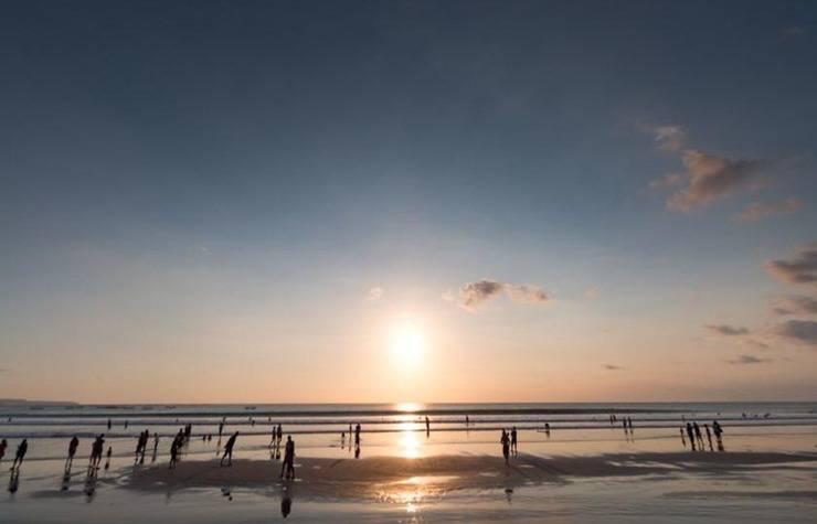 AB Kuta Hotel Bali - Pantai