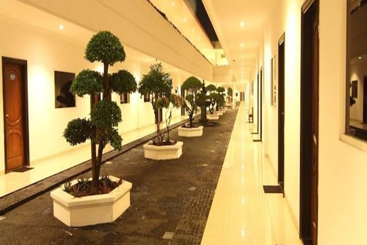 Hotel Sinar 1 Surabaya - Koridor