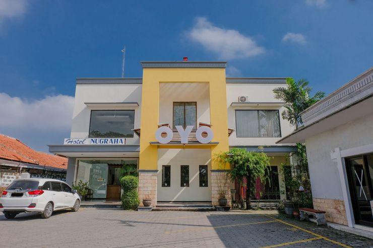 OYO 926 Hotel Nugraha Malang - Facade