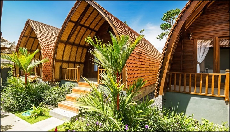 The Catar Cottages Bali - exterior