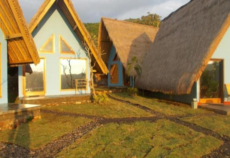 Blue Monkey Villas Areguling Lombok - Exterior