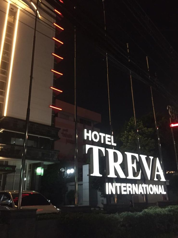 Hotel Treva International Jakarta - exterior