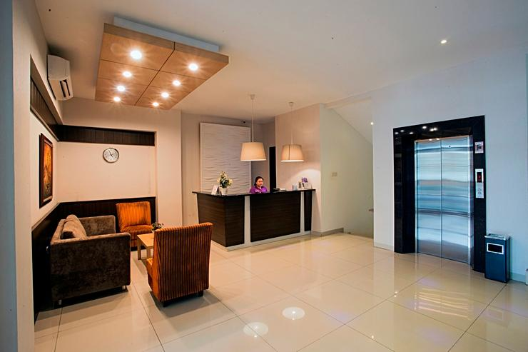 Petogogan Residence Jakarta - Lobby