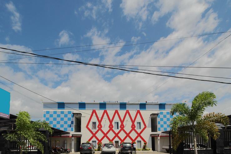 Airy Eco Syariah Padang Andalas Komplek Polamas A88 - Exterior
