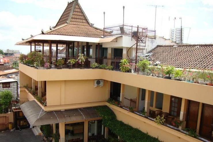 NIDA Rooms Yogyakarta Sosrowijayan Wira - Pemandangan Area