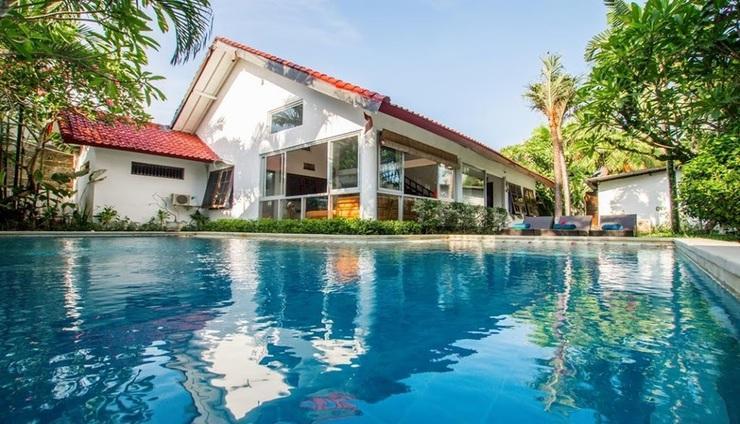 Villa Zoo Bali - exterior