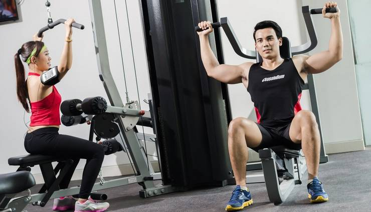 HARRIS Hotel and Conventions Denpasar Bali - Gym