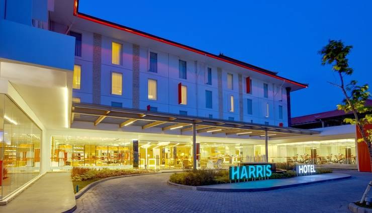 HARRIS Hotel and Conventions Denpasar Bali - Hotel Facade