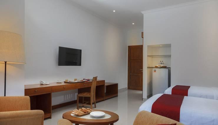 Lestari Residence Bali - Deluxe Twin