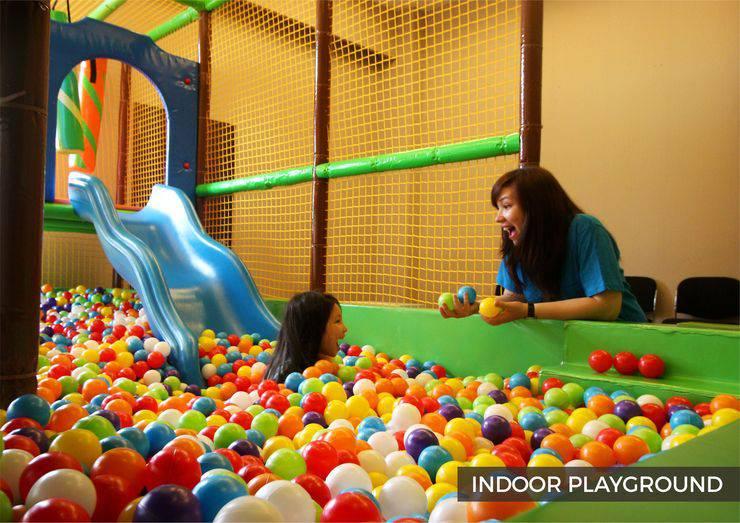 Eastparc Hotel Yogyakarta - Indoor Playground
