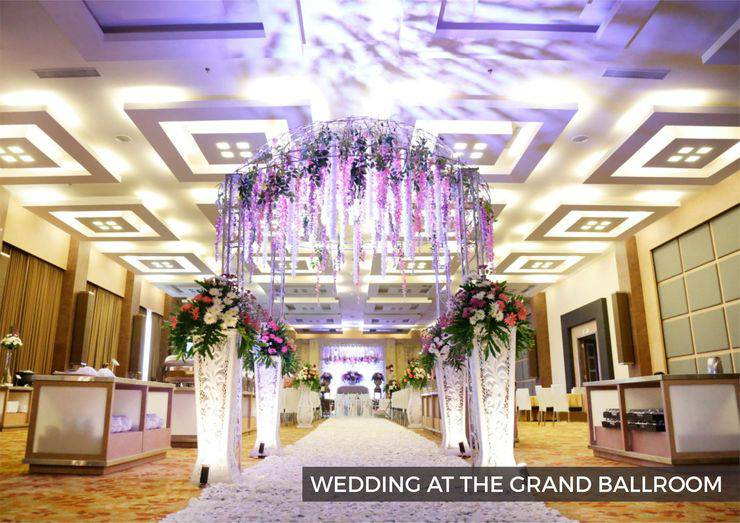 Eastparc Hotel Yogyakarta - Wedding at Grand Ballroom