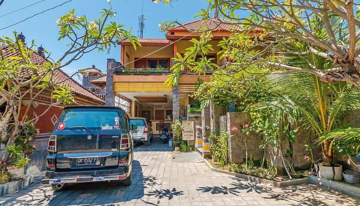 ZenRooms Tamblingan Sanur Homestay Bali - Tampak luar