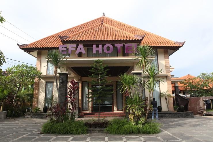 Hotel EFA Banjarmasin - Exterior