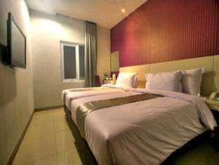 Hotel Vio Surapati - Tempat tidur Twin