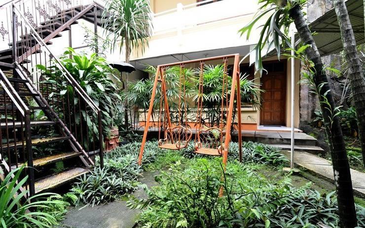 Hotel Kusuma Solo - Exterior