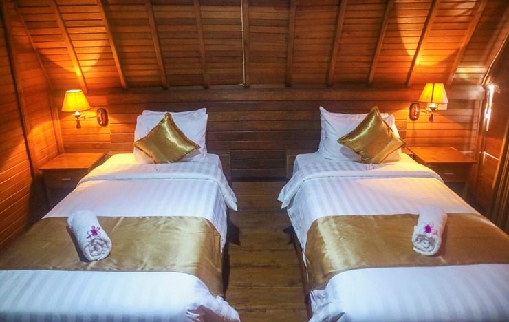 You and We House Nusa Penida Bali - Twin or Double Bed