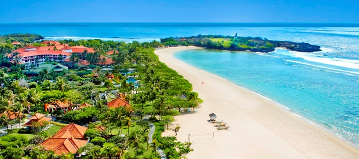 Royal Maharani Nusa Dua Bali - Surrounding Area
