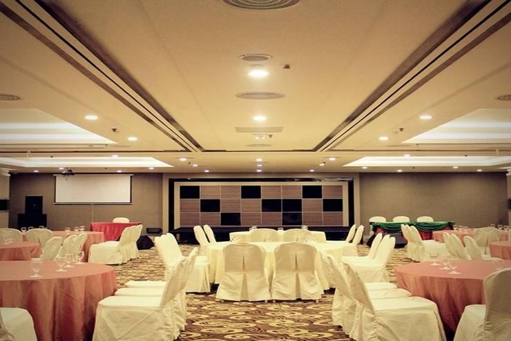 Biz Hotel  Batam - Ruang Rapat