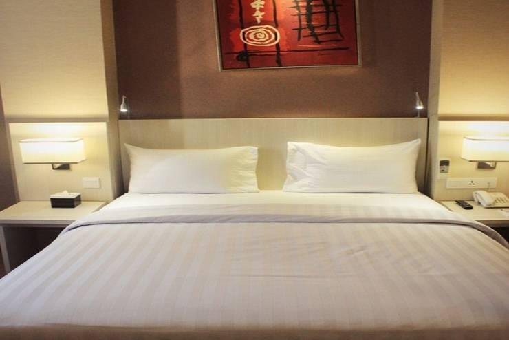 Biz Hotel  Batam - Kamar Deluxe