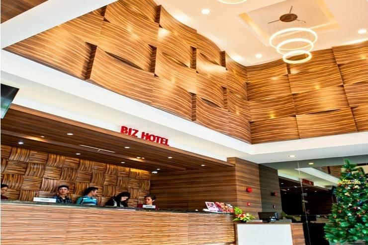 Biz Hotel  Batam - Lobi