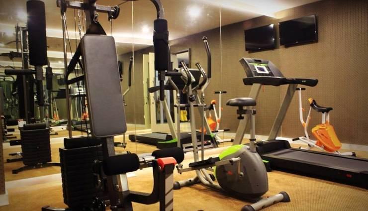 Biz Hotel  Batam - Fitness Center