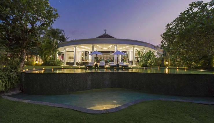 Uma Wana Prasta Estate Villa Bali - bangunan