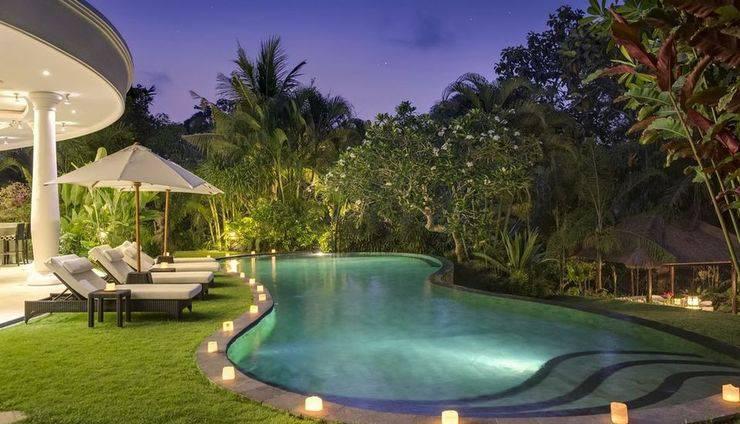 Uma Wana Prasta Estate Villa Bali - Kolam Renang