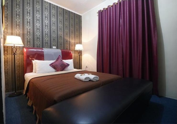 Hotel Andalas Bandar Lampung - Bedroom