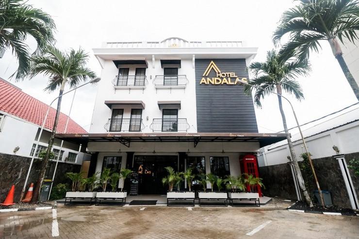 Hotel Andalas Bandar Lampung - Exterior