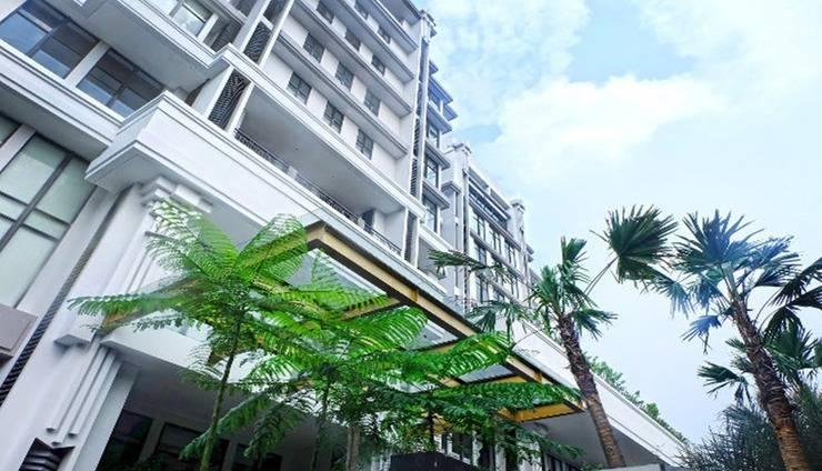 Goodrich Suites by Artotel Jakarta - Exterior