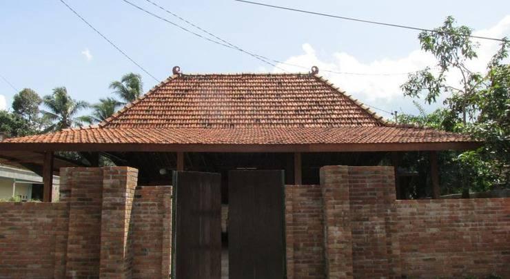 Cempaka Villa Magelang - Eksterior