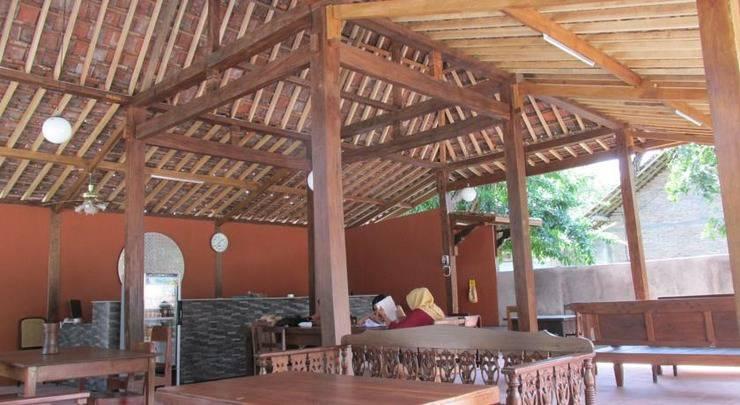 Cempaka Villa Magelang - Restoran