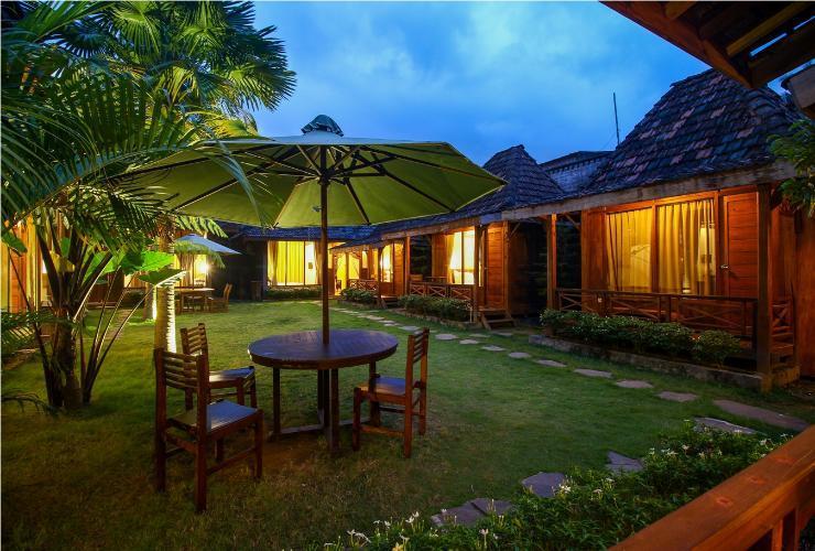 Cempaka Villa Magelang - Appearance