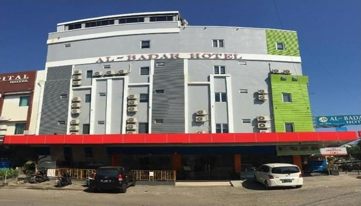 Al Badar Hotel Syariah Makassar - exterior