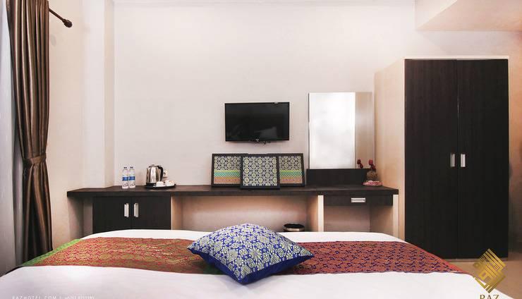Raz Hotel Medan - KAMAR DELUXE KING