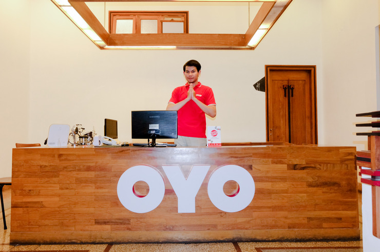 OYO 626 Augustina Home Malang - Reception