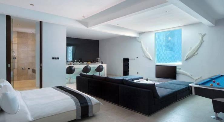 C151 Luxury Villas at Dreamland - Kamar tamu