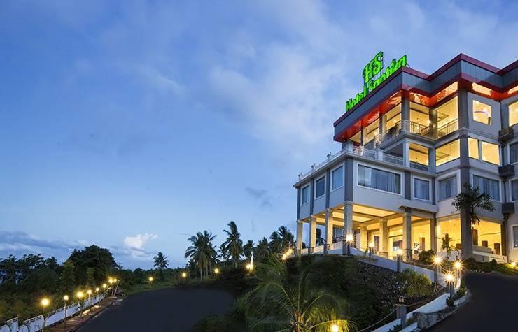 Hotel Santika Luwuk Sulawesi Tengah - Exterior